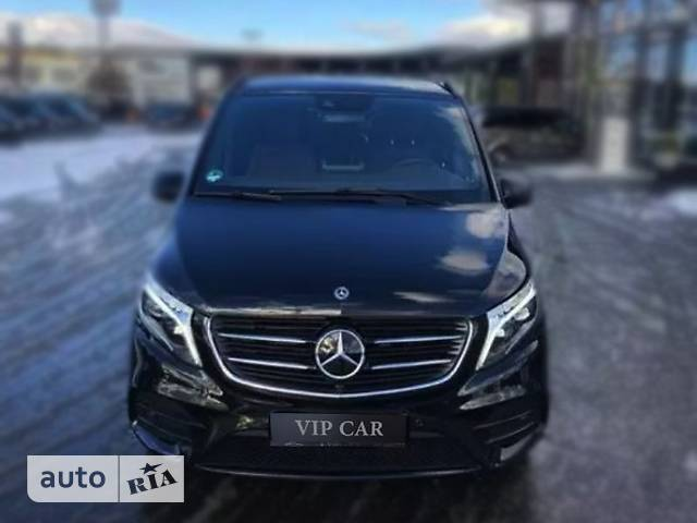 Mercedes-Benz V-Class V 250d AT (190 л.с.) 4Matic AMG