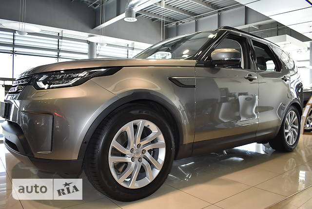 Land Rover Discovery 5 3.0 SD4 AT (306 л.с.) 4WD SE