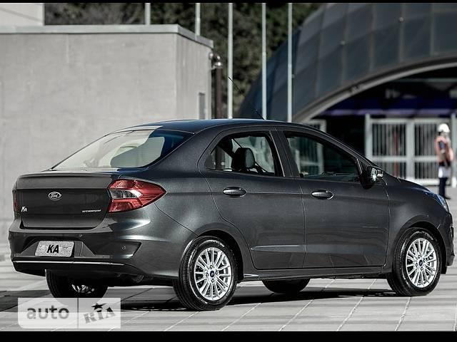 Ford KA 1.2 MT (85 л.с.) Trend