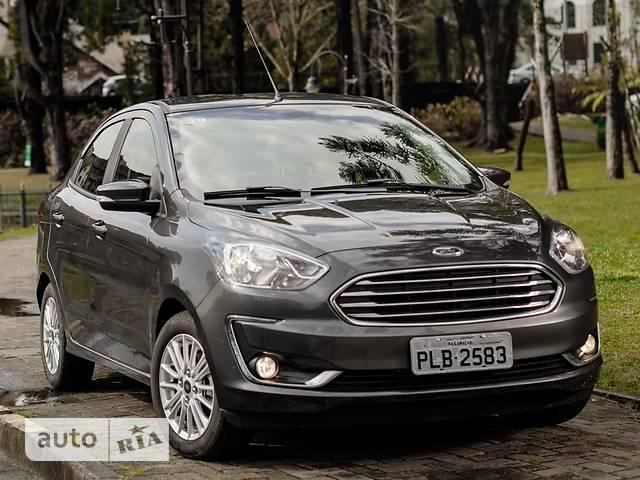 Ford KA 1.2 MT (85 л.с.) Comfort