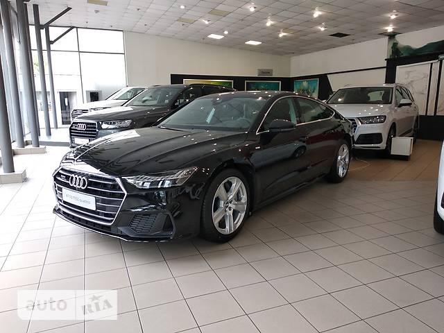 Audi A7 55 TFSI S-tronic (340 л.с.) Quattro Basis