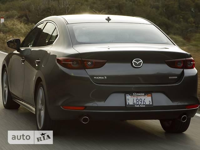 Mazda 3 1.8D 6AT (116 л.с.) Exclusive