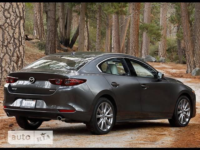 Mazda 3 1.8D 6AT (116 л.с.) Premium