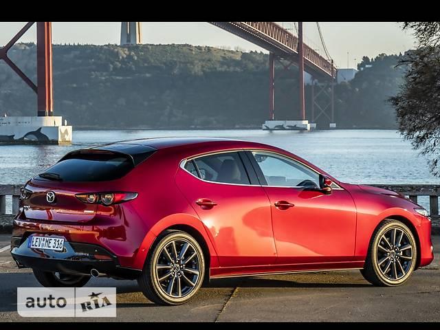 Mazda 3 1.5 6AT (120 л.с.) Exclusive