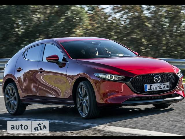 Mazda 3 1.5 6AT (120 л.с.) Style