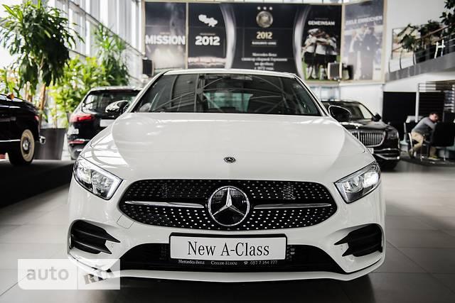 Mercedes-Benz A-Class 200 AT (163 л.с.) base