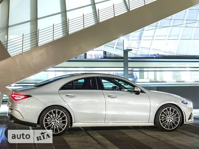 Mercedes-Benz CLA-Class 200d АТ (150 л.с.) base