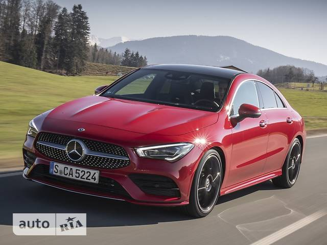 Mercedes-Benz CLA-Class 220 AT (190 л.с.) 4Matic base