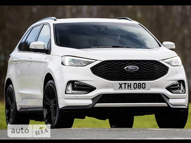 Ford Edge 2.0 EcoBlue AT (238 л.с.) 4WD ST-Line