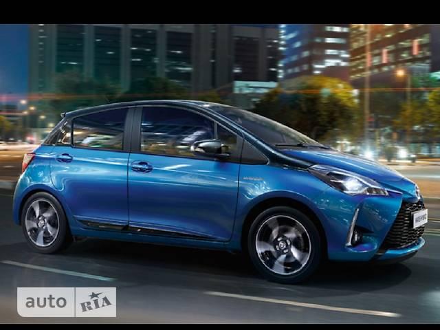 Toyota Yaris 1.5 Dual VVT-iE  CVT (111 л.с.) Y20