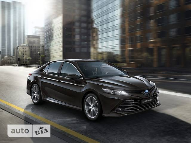 Toyota Camry New 2.5 АТ (181 л.с.) Premium+