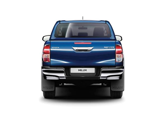 Toyota Hilux New 2.4 D-4D AT (150 л.с.) Active