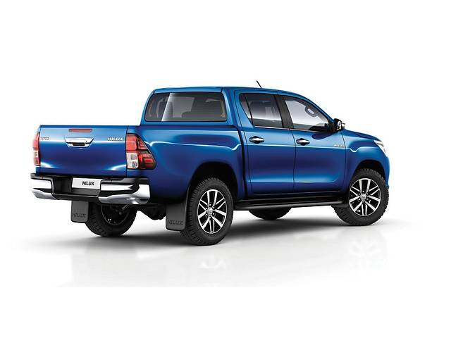 Toyota Hilux New 2.4 D-4D AT (150 л.с.) Premium