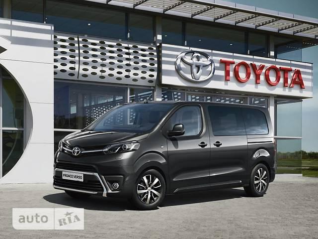 Toyota Proace Verso 2.0 D-4D 6MT (150 л.с.) L1 Combi