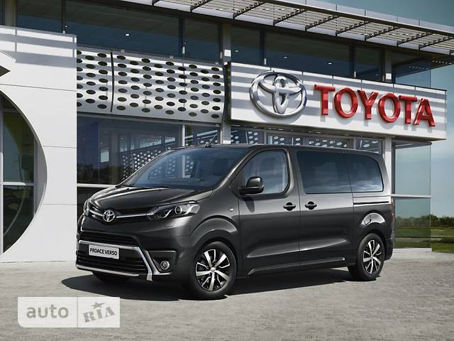 Toyota Proace Verso 2.0 D-4D 6AT (150 л.с.) L1 Premium