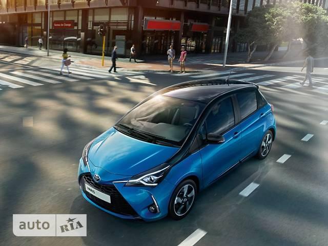 Toyota Yaris 1.0 VVT-i MT (69 л.с.) City
