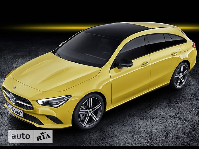 Mercedes-Benz CLA-Class 220 AT (190 л.с.) base