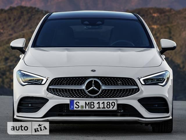 Mercedes-Benz CLA-Class 180d АТ (116 л.с.) base