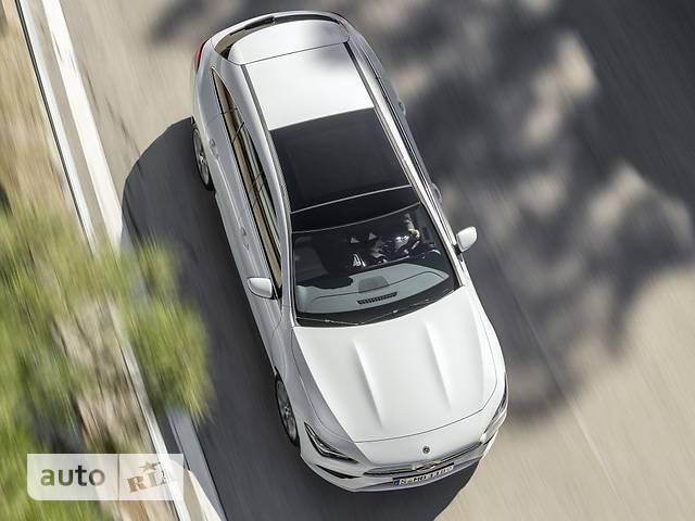 Mercedes-Benz CLA-Class 250 AT (224 л.с.) base
