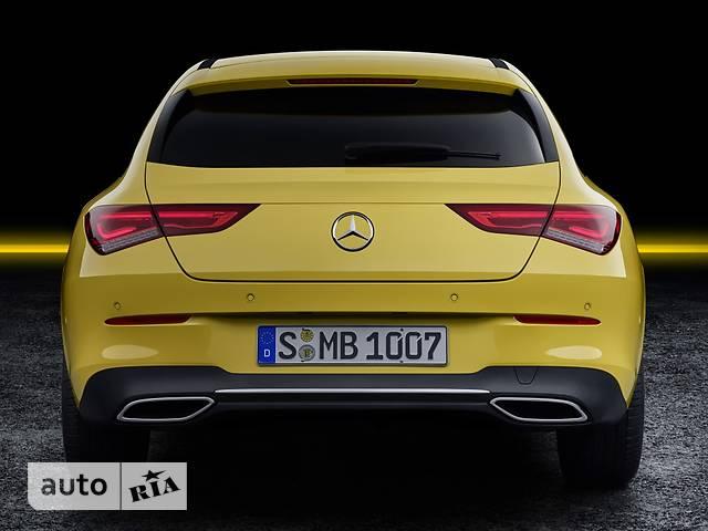 Mercedes-Benz CLA-Class 200 MТ (163 л.с.) base