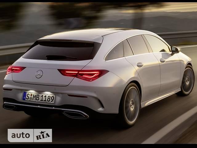 Mercedes-Benz CLA-Class 220d АТ (190 л.с.) base
