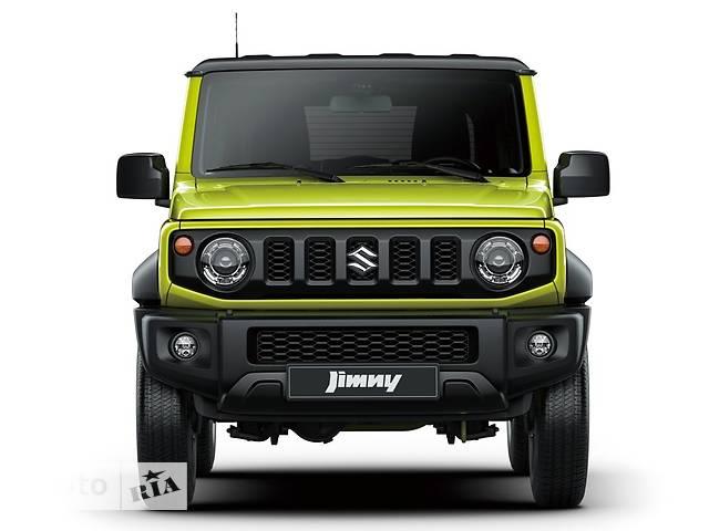 Suzuki Jimny 1.5 MT (102 л.с.) GL
