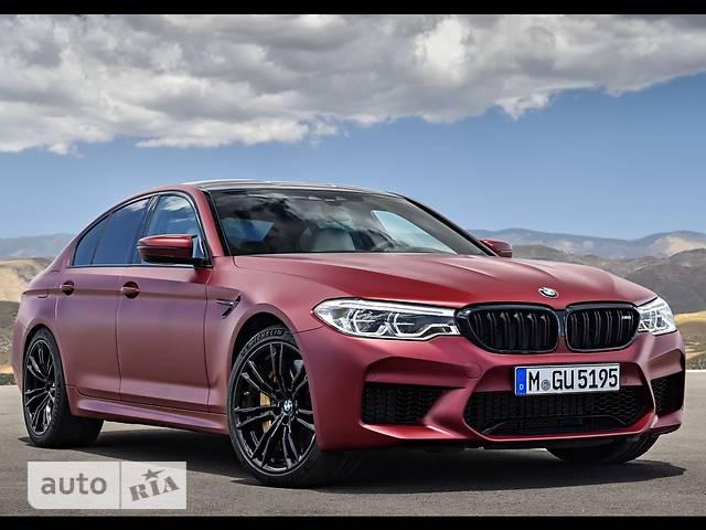 BMW M5 F90 4.4 АТ (600 л.с.) xDrive First Edition