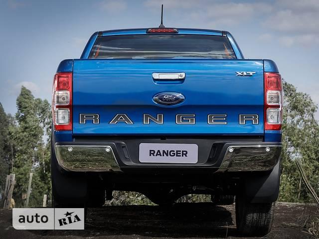 Ford Ranger Двойная 2.0D EcoBlue MT (170 л.с.) AWD Limited