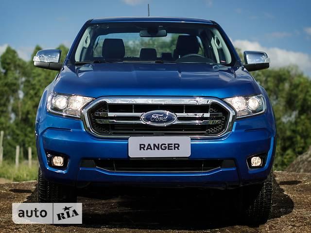 Ford Ranger Удлиненная 2.0D EcoBlue MT (170 л.с.) AWD XL
