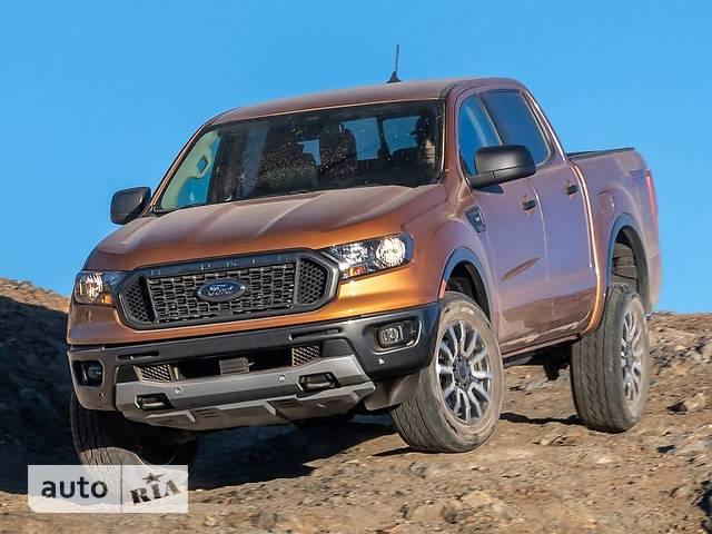 Ford Ranger Двойная 2.0D EcoBlue MT (170 л.с.) AWD XLT