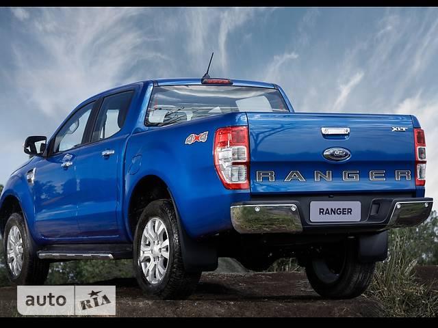 Ford Ranger Двойная 2.0D EcoBlue AT (170 л.с.) AWD Limited