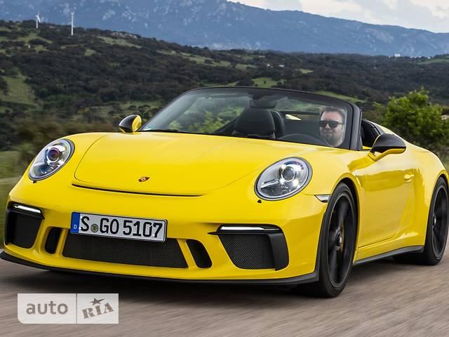 Porsche 911 Speedster 4.0 AТ (505 л.с.) base