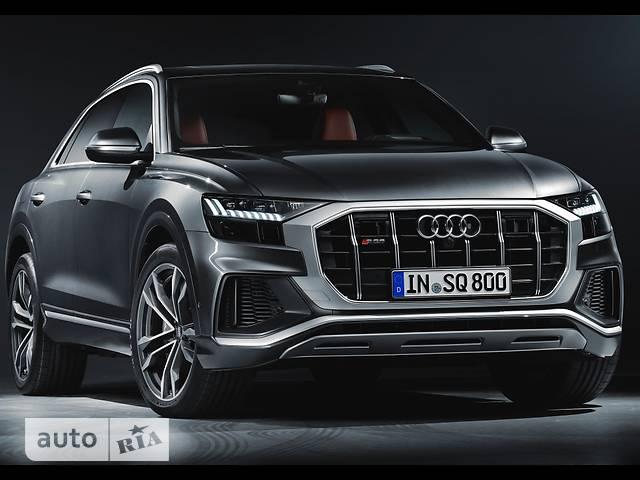 Audi SQ8 4.0 TDI Tiptronic (435 л.с.) Quattro base
