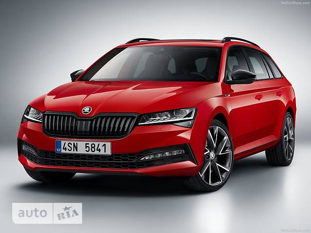 Skoda Superb 2.0 TDI DSG (190 л.с.) CR  Ambition
