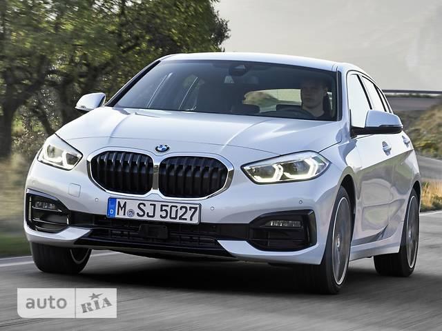 BMW 1 Series 118i MT (140 л.с.) base