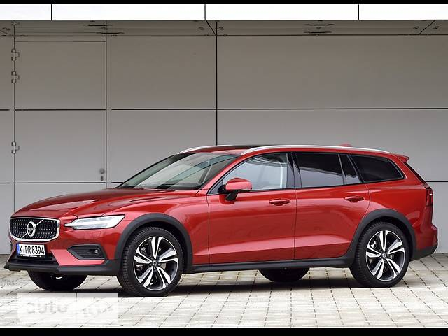 Volvo V60 Cross Country D4 2.0 АT (190 л.с.) АWD Pro