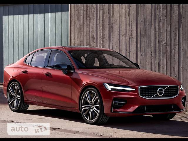 Volvo S60 T4 2.0 AT (190 л.с.) R-Design (Prestige)