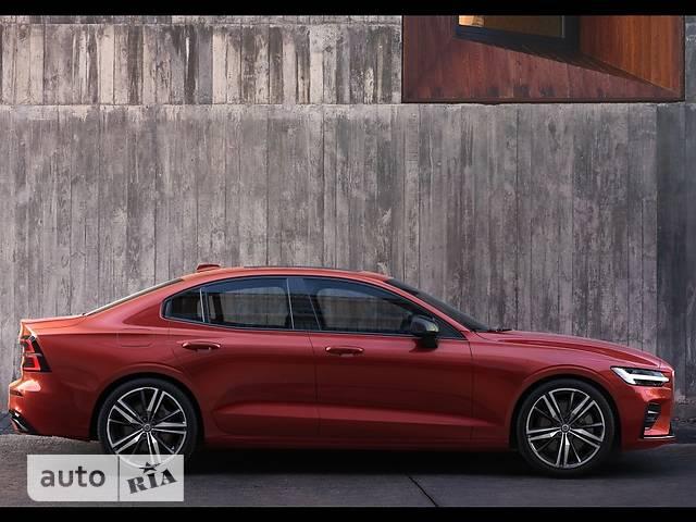 Volvo S60 T5 2.0 AT (254 л.с.) R-Design (Prestige)
