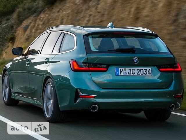 BMW 3 Series 330d Steptronic (265 л.с.) Base