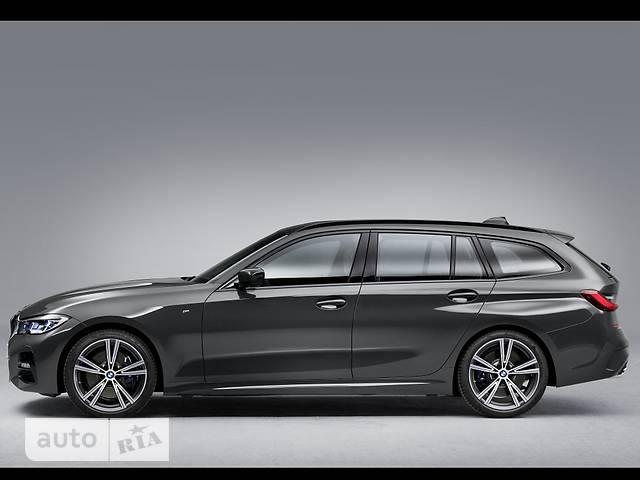 BMW 3 Series 330i Steptronic (258 л.с.) xDrive base