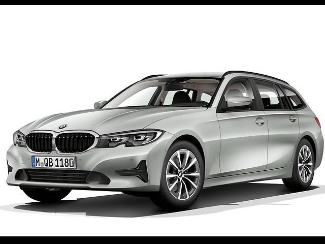 BMW 3 Series 320d Steptronic (190 л.с.) base
