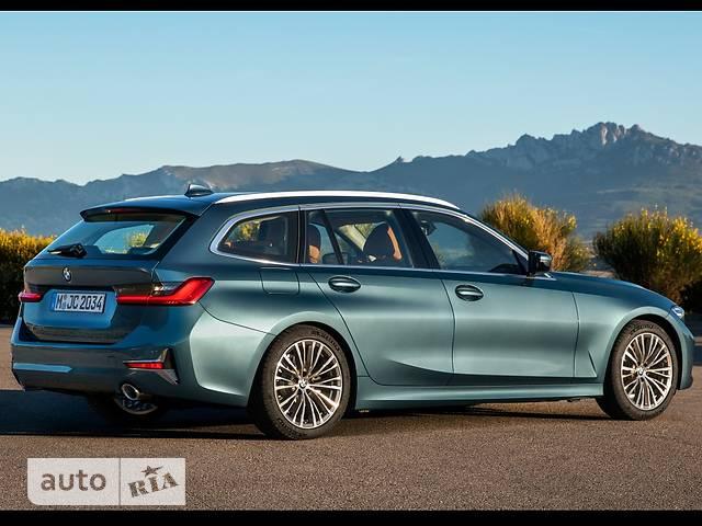 BMW 3 Series 320d Steptronic (190 л.с.) xDrive base
