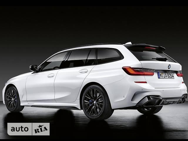 BMW 3 Series 318d Steptronic (150 л.с.) Base