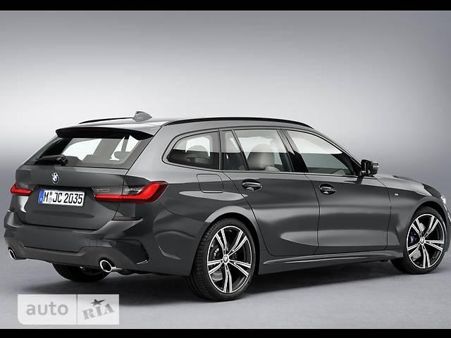 BMW 3 Series 330i Steptronic (258 л.с.) base