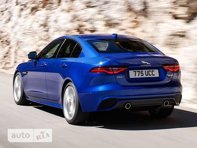 Jaguar XE 2.0D AT (180 л.с.) AWD R-Dynamic SE
