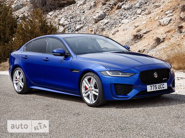 Jaguar XE 2.0D AT (180 л.с.) AWD R-Dynamic SE