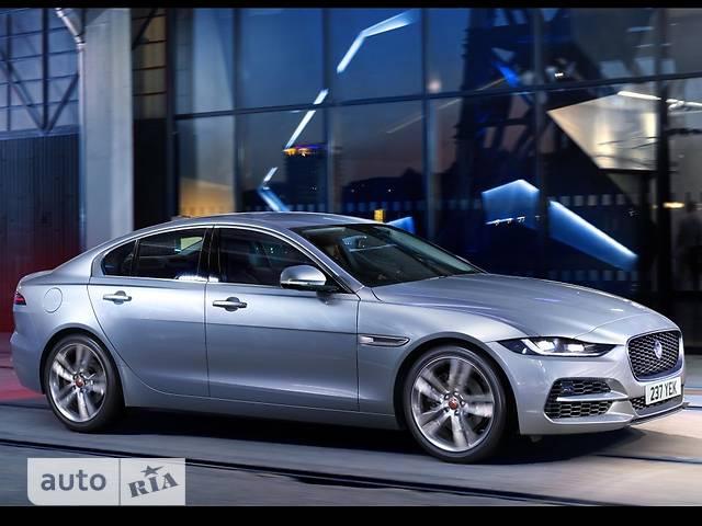 Jaguar XE 2.0D AT (180 л.с.) RWD HSE