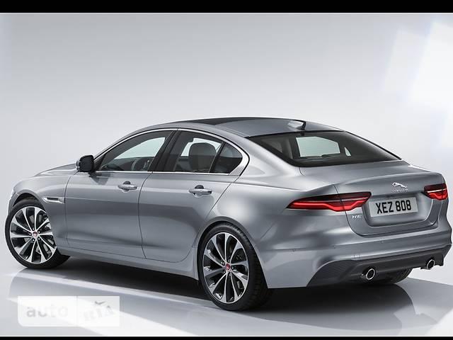 Jaguar XE 2.0D AT (180 л.с.) AWD HSE