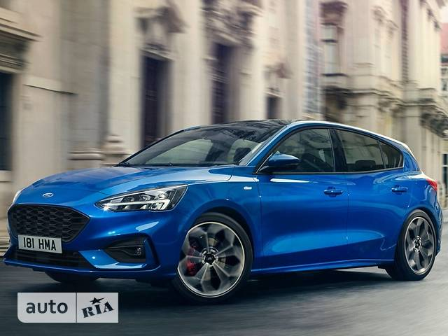 Ford Focus 1.5 Ecoboost AT (150 л.с.) ST-Line