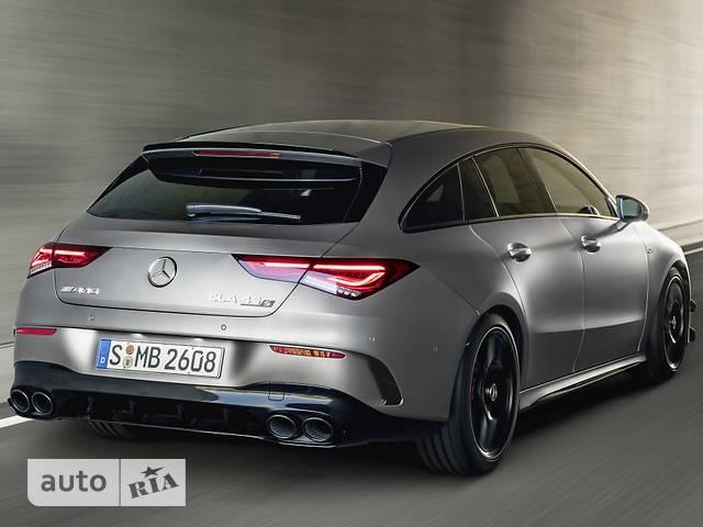 Mercedes-Benz CLA-Class 45 AMG AT (387 л.с.) 4Matic+